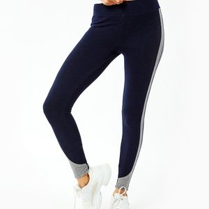 SUNDRY Tricolor Leggings Yoga Pants